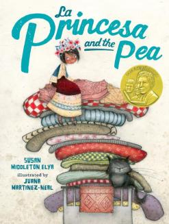 La Princesa and the Pea.jpeg